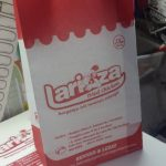 Cetak Paperbag Murah, Pesan Tas kertas Makanan, Bungkus Makanan Murah Terdekat Di Kalimantan, Indonesia.