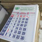 Cetak Kalender Murah, Pesan Kalender Duduk/Meja, Kalender Dinding & Kalender Lipat Di Surabaya Jawa Timur.